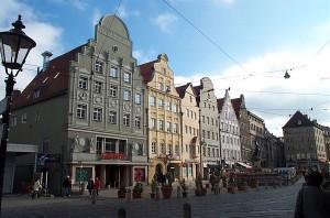 Augsburg - Industrie