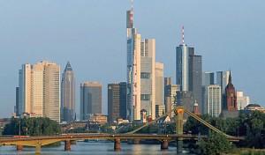 Frankfurt - Industrie