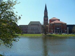 Kiel - Industrie