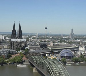 Köln - Industrie