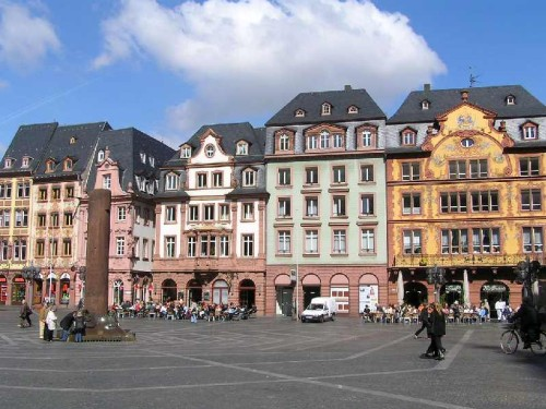 Mainz - Industrie
