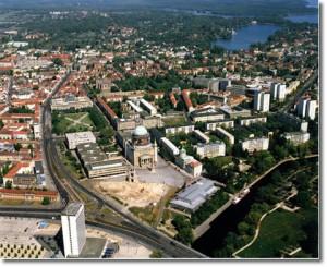Potsdam - Industrie